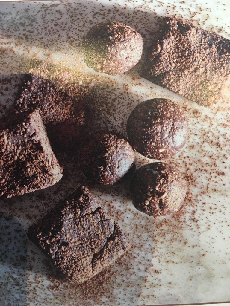 Sweet cocoa treats