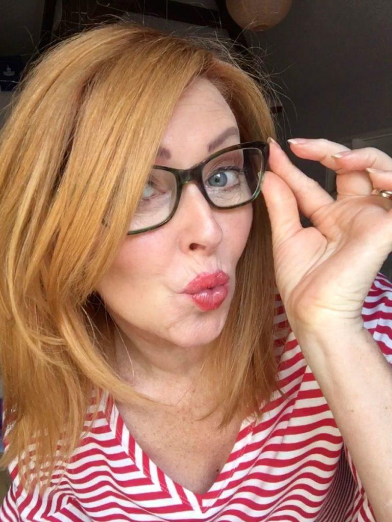 Jacqui Cooper glasses